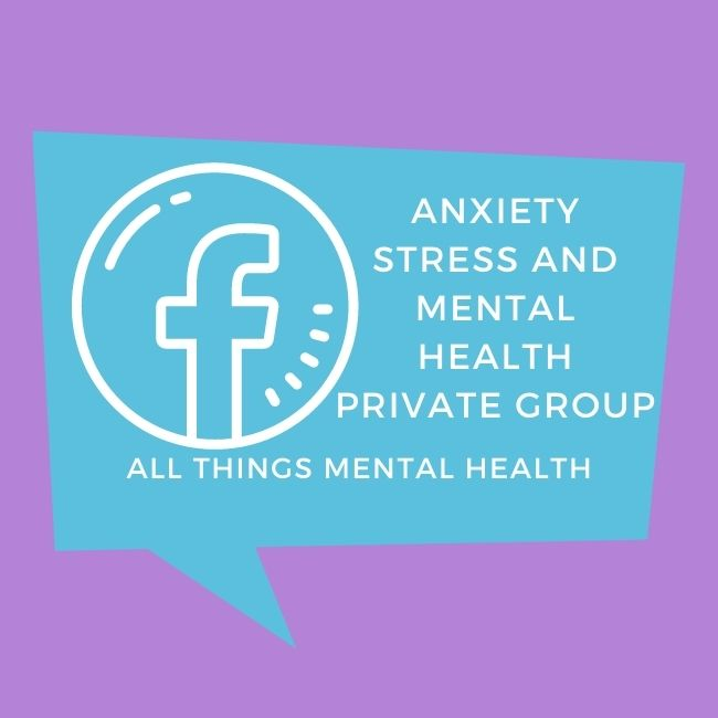 Anxiety, Stress and Mental Health Support